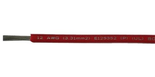 Almo Wire #16 AGW Red Tinner Copper Wire Per Foot