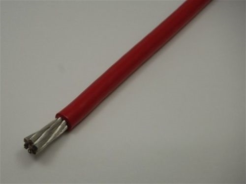 Almo Wire #8 AWG Battery Cable Red Per Foot