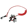 Kwik Tek Boat Kill Switch Keys with Lanyard BKS6
