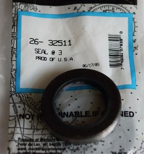 in Stock Mercury OEM Part 26-32511 SEAL Each
