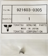 9216030305M Screw Nissan Tohatsu Outboards
