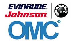 OMC Johnson Evinrude Boat Parts