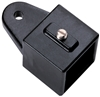 Seachoice Pontoon 50-76341 Ext Eye End-1-Square Black