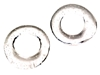 Sechoice 50-88081 Fishing Outrigger Glass Eye Rings