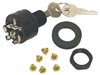OMC MP39760  Magneto 3 Position Push Choke Switch