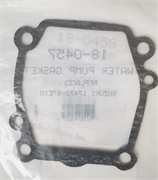 Sierra 18-0457 Water Pump Gasket - Replaces 17472-87E10