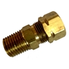 SF38 39471L Straight Helm Fitting 1/4 NPT