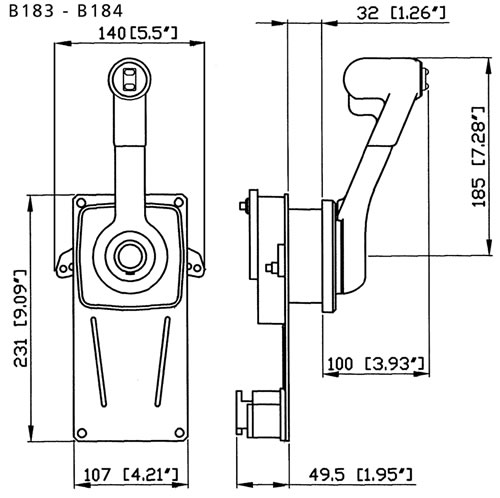 B184 Controler Specification