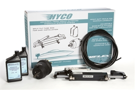 Hytech 3.0 Front Mount Outboard Hydraulic Steering Package