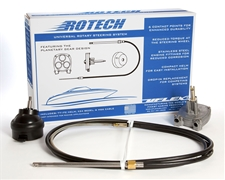 Rotech I-10 Feet Packaged Steering System W/Tilt