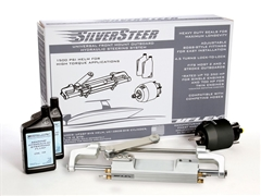 Uflex Silver Steer HP OB Hydraulic Steering Package