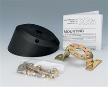 X35 20-Degree Bezel Mounting Package
