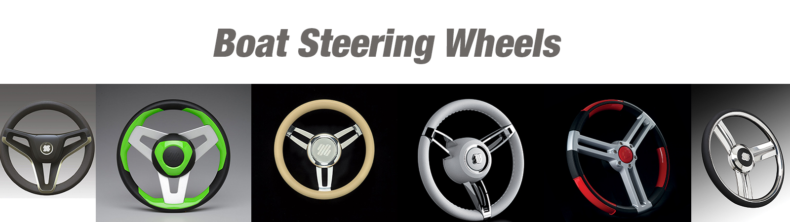 Boat Steering Wheels