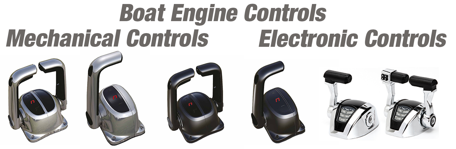 Boat Engine Controls