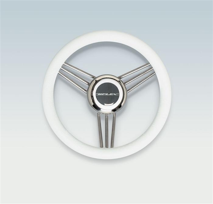 Uflex V27 Ultraflex Non-Magnetic Stainless Steel Steering Wheel