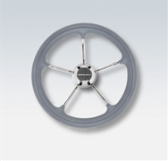 V29G 42848 C Grey Poly Grip Ss Spokes 13.8