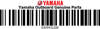 63V4432200 Insert Cartridge Yamaha OEM