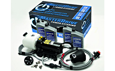 Uflex MasterDive Hydraulic Steering Package