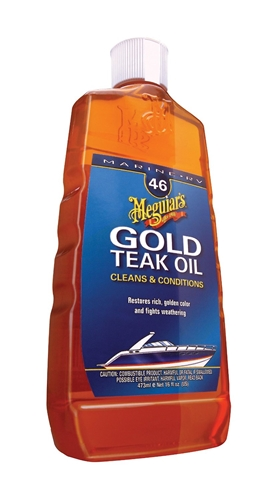 Meguiars M4616 Teak Oil  Pint