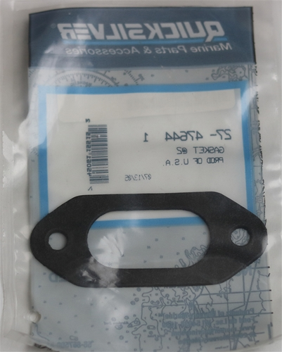 27-47644 1 Gasket Transom Assembly Mercury OEM