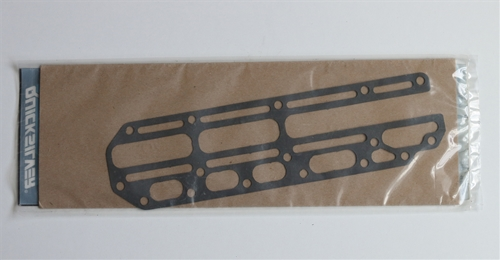 27-73665 Gasket Exhaust Plate Water Jacket Mercury OEM