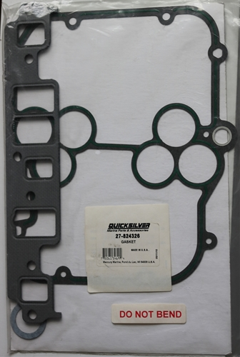27-824326 Gasket Set Intake. 4.3L Gen Plus Mercury OEM