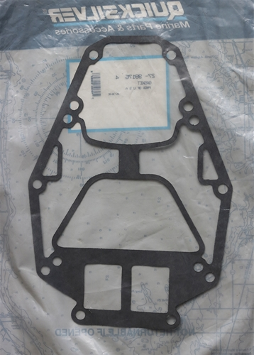 27-99176 4 Base Gasket V-6 Outboard Mercury