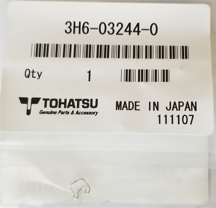 3H6032440M Clip Needle Nissan Tohatsu Outboards