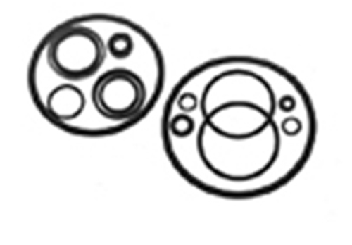 Lower Unit Seal Kit 9.9B & 15B HP 15-398873212M