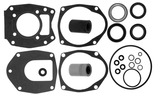 Sierra 18-2626 Lower Unit Seal Kit Mercury 27-43035A4