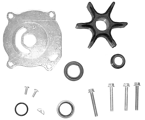 Sierra 18-3384 W/P Repair Kit W/O Hsg 85-135 HP