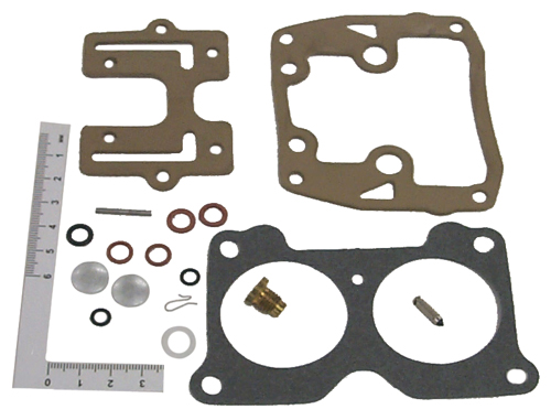 Sierra Carb Kit w/o Float 18-7046