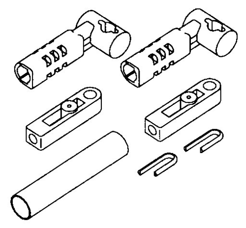 K56 Mercury Cable Adapter Kit 39237
