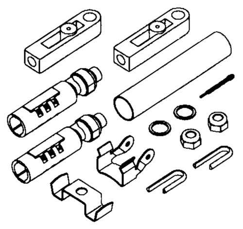 K57 Johnson Evinrude Adapter Kit 39238 E