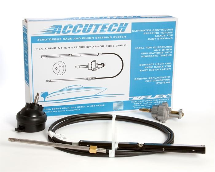 Accutech 17 Feet W Tilt Zerotorque Packaged Steering System